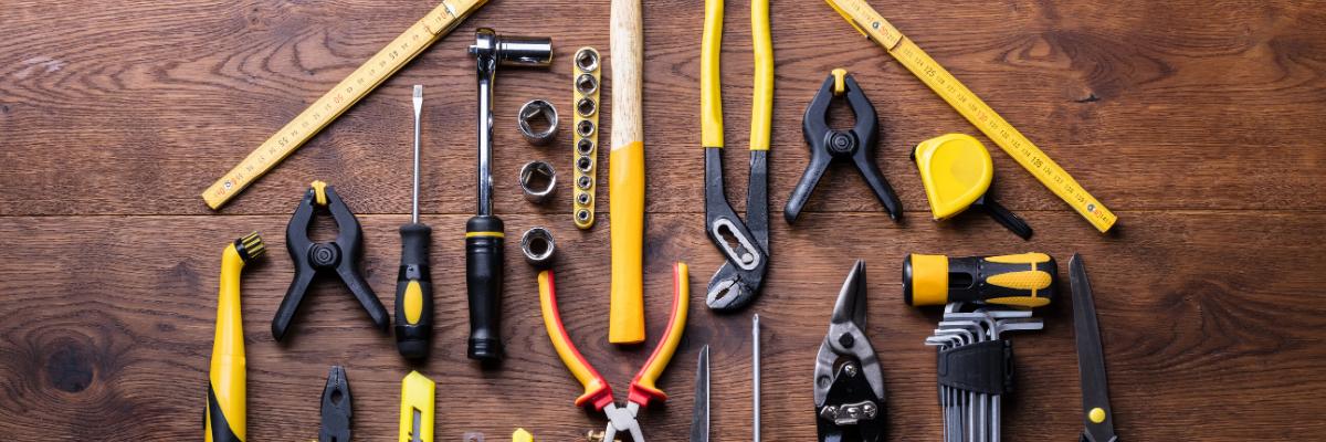 7 DIY safety tips graphic - blog post banner