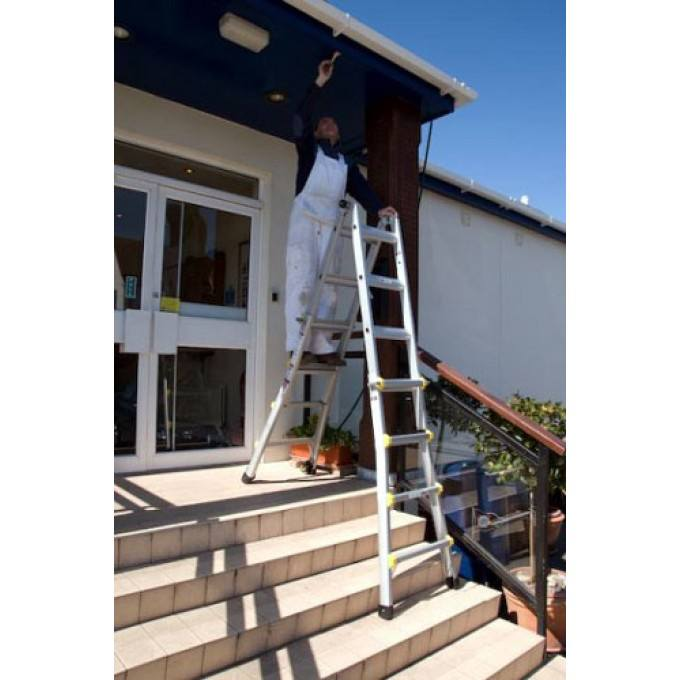 Youngman Transforma Combination Ladders