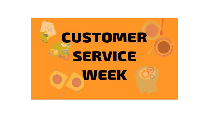 Ladderstore Customer Service Week
