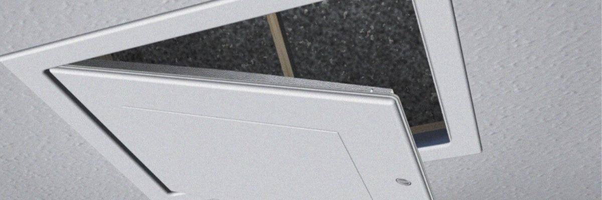 Loft hatch - blog post banner