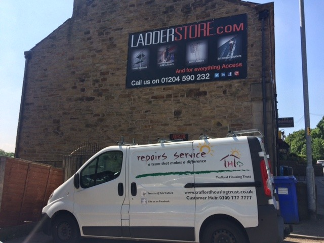 Trafford Housing At Ladderstore