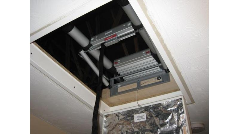 Telesteps Compact Loft Ladder