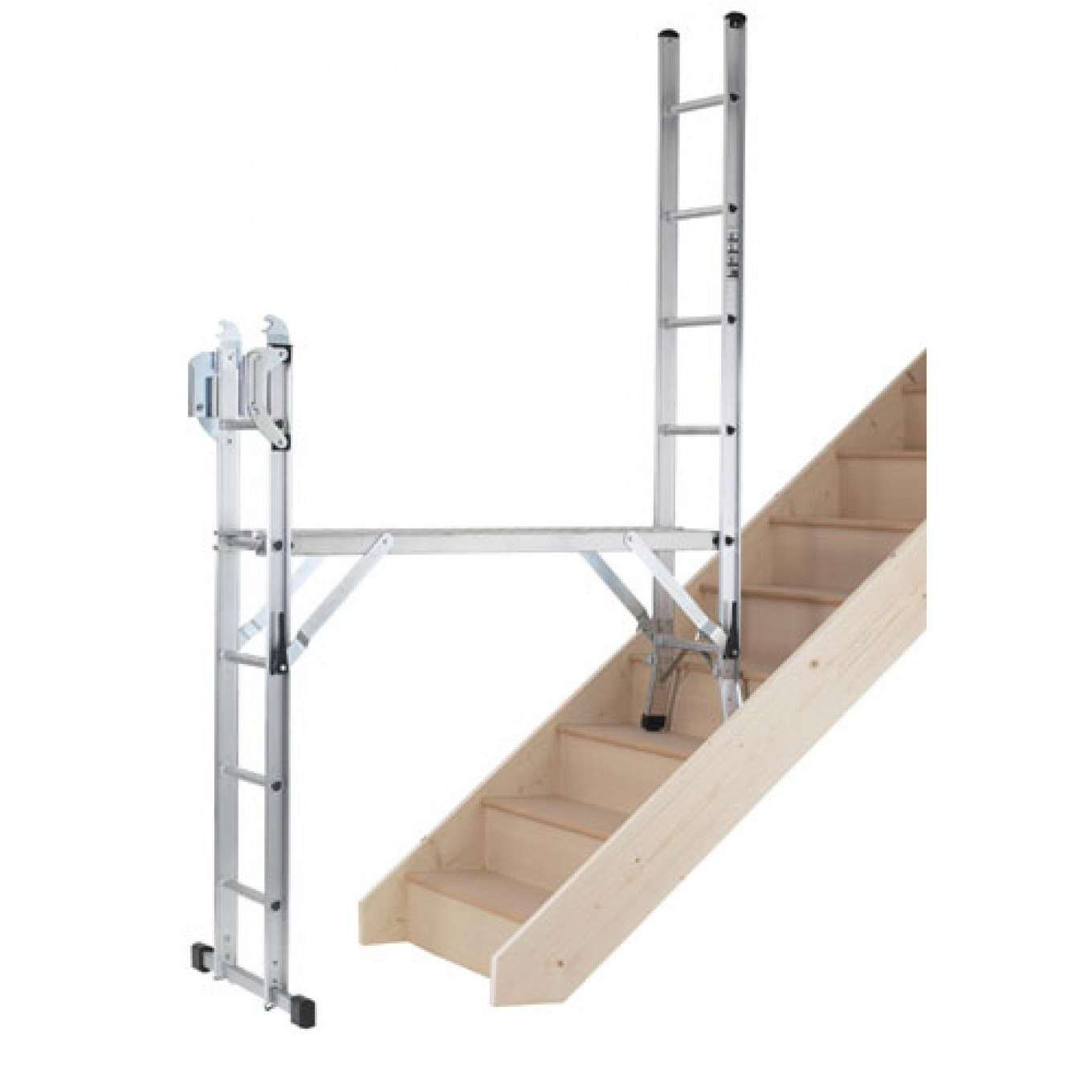 Multi Purpose Ladders Over Under Stairs Stair