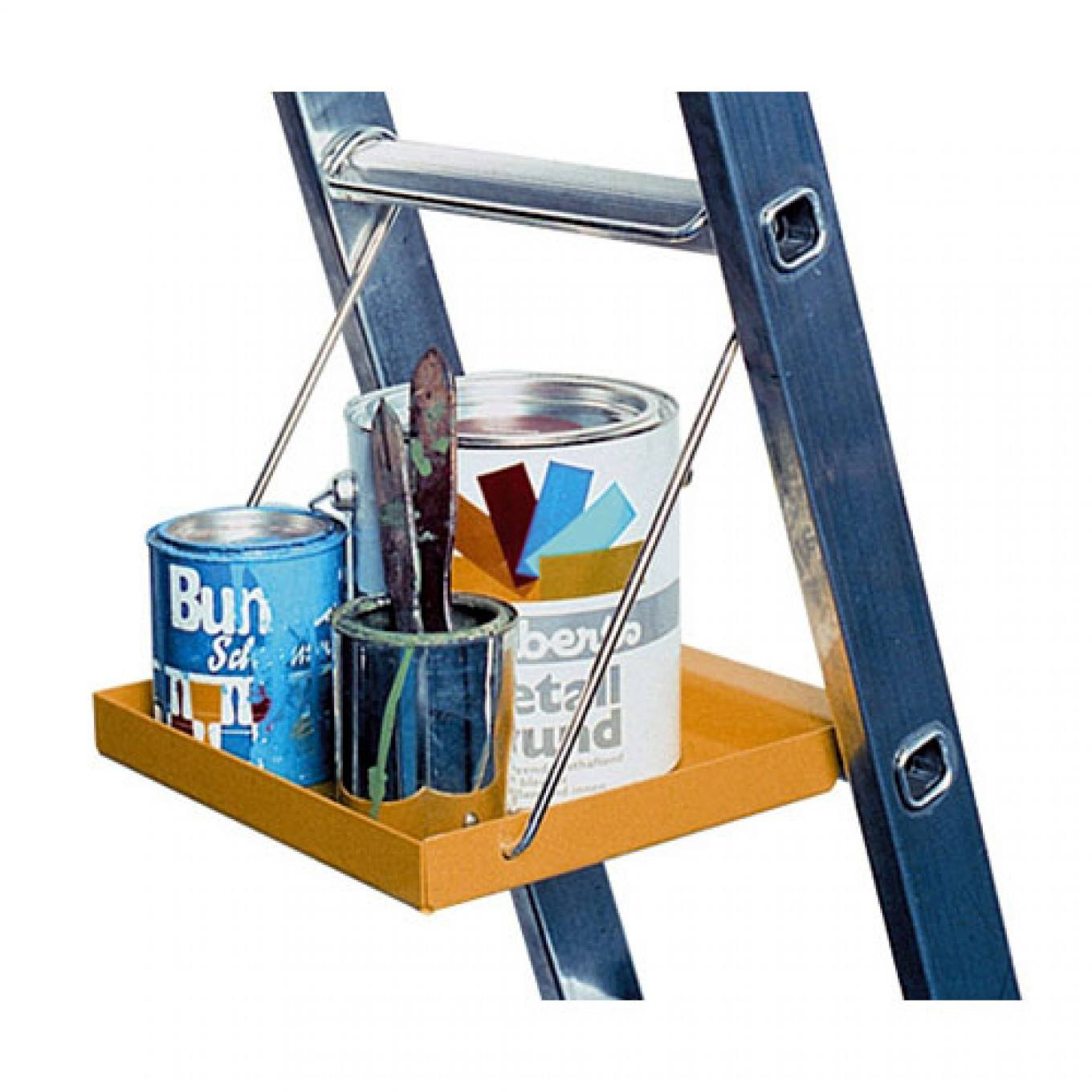 Paint Step Ladder Ladder Paint Tray