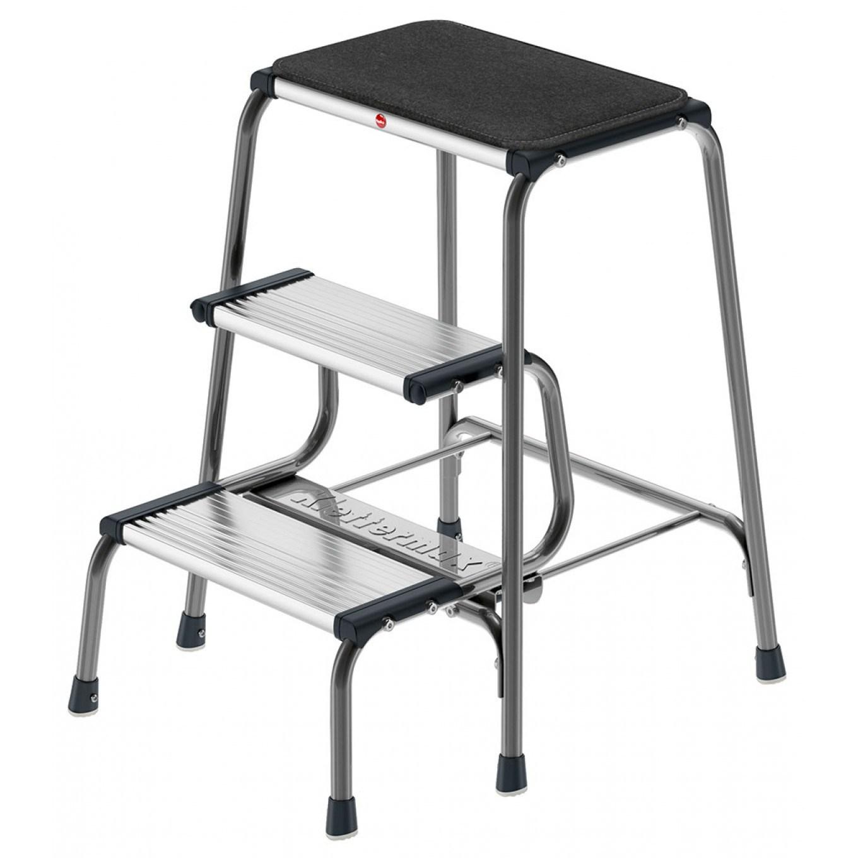 hailo klettermax folding step stool