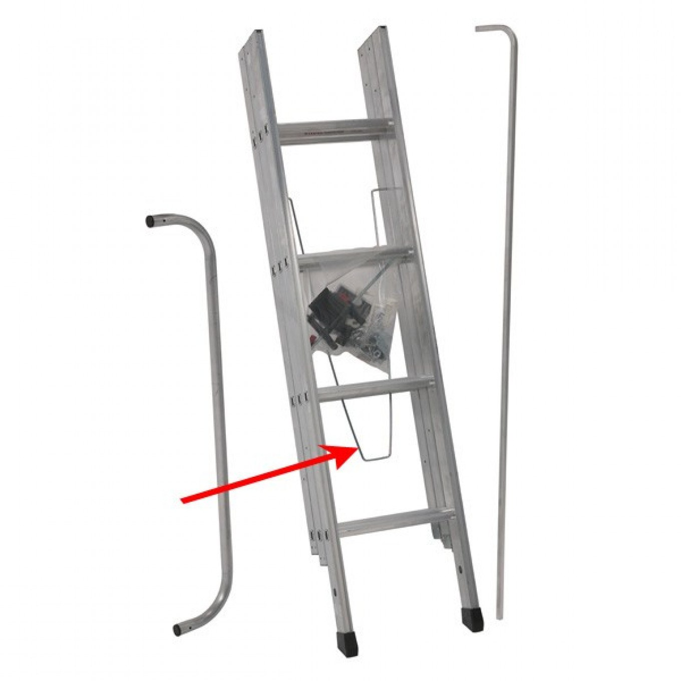Wire Pivot Arm for Youngman Easiway Loft Ladder - Youngman Spares ...