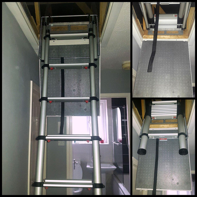 Andyu0027s Telesteps 60324 Loft Ladder