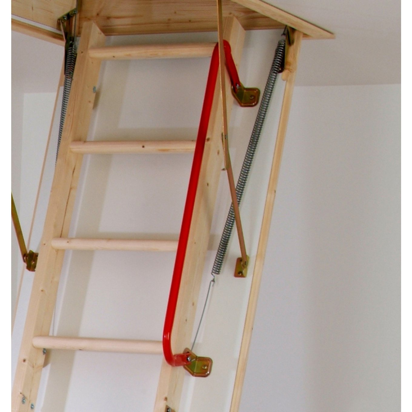 Handrail For Youngman Eco S Line Loft Ladder