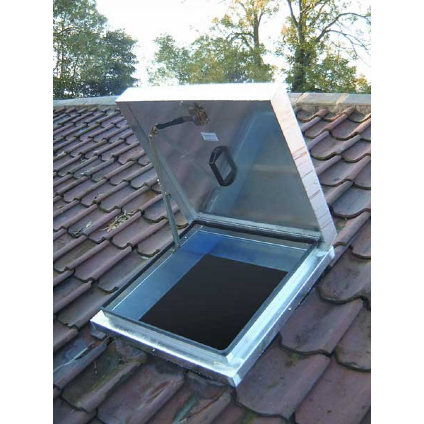 Good Pitched Roof Access Hatch