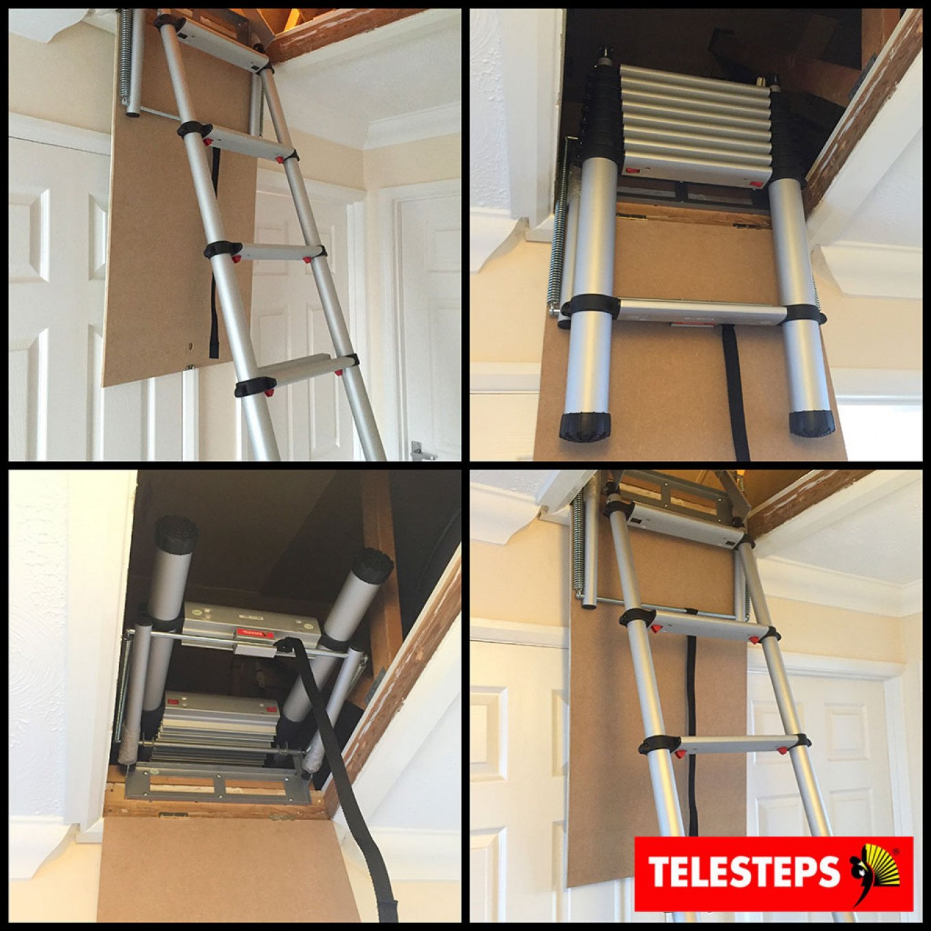 Chrisu0027 Telesteps 60324 Loft Ladder
