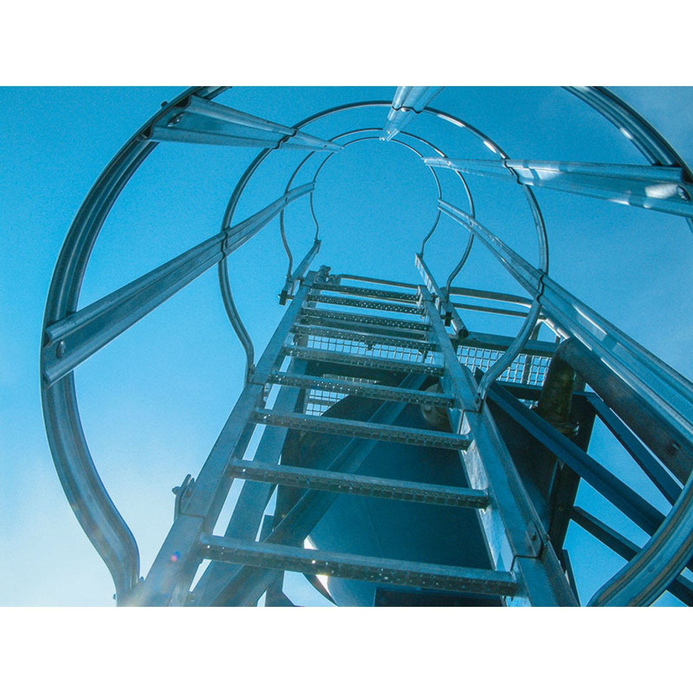 Zarges Fixed Access Ladder