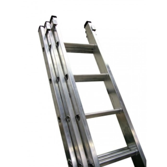 Lyte BS2037 Class 1 Industrial Extension Ladder - 2 x 15 - Extension ...