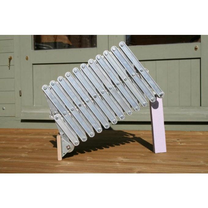 Zig Zag Slimline Concertina Ladder