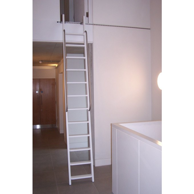 Rolling ladder - Painted