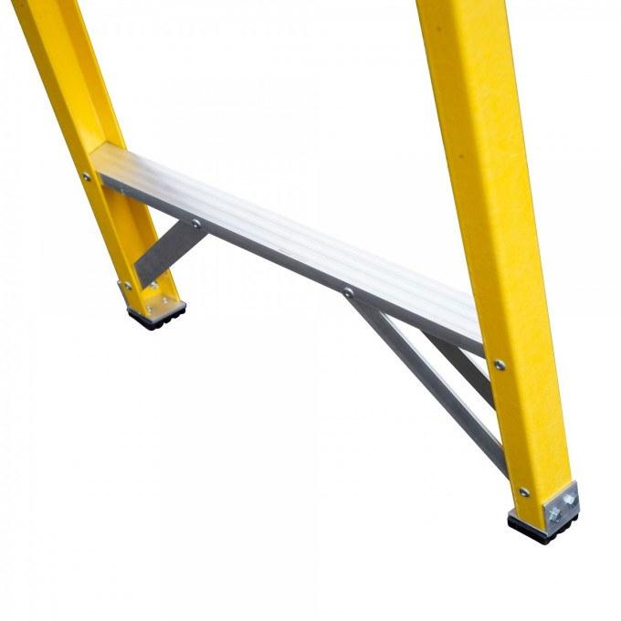 TB Davies Fibreglass Swingback Step Ladders