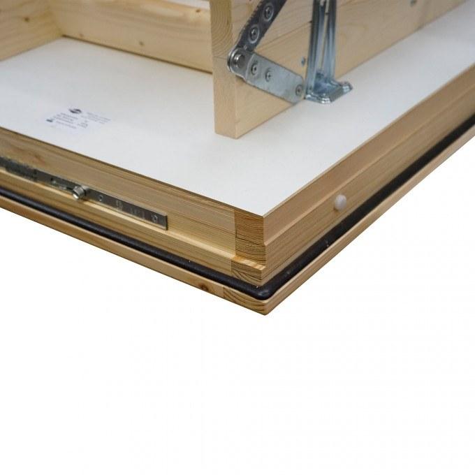 Luxfold 3 Section Wooden Loft Ladder Hatch