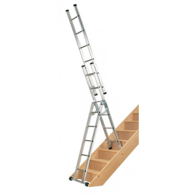 Werner-Combination-Ladder-On-Stairs