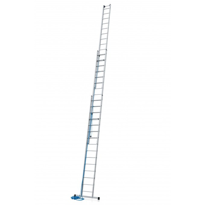 Zarges Z300 3 Section Rope Operated Extension Ladders