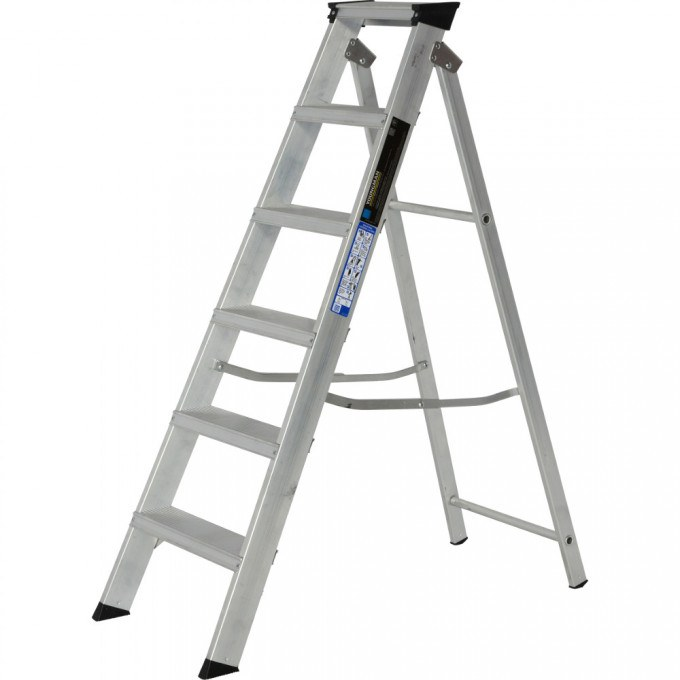 Youngman Builders Stepladders - 7 Tread