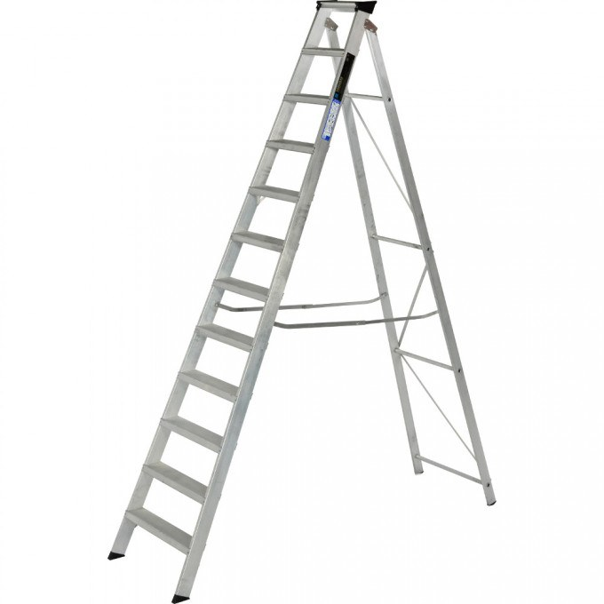 Youngman Builders Stepladders - 12 Tread