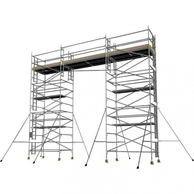 Boss End Linked Access Tower