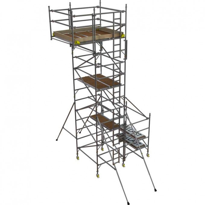 Boss Compact Side Cantilever Tower Scaffold
