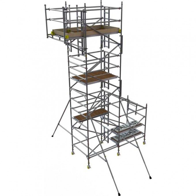 Boss Compact End Cantilever Tower Scaffold