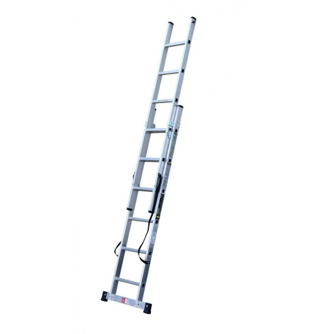 Youngman-Light-Trade-3-Way-Combination-Ladder-Extended