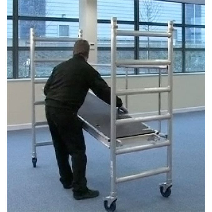Minimax-adjustable-platform