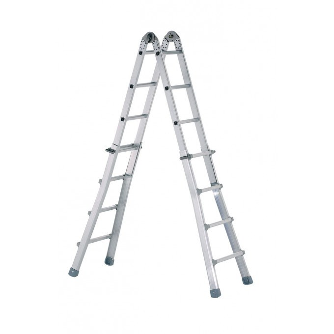 Zarges Z600 4 Part Telescopic Ladders