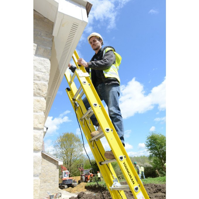 Youngman-S200-Extension-Ladder