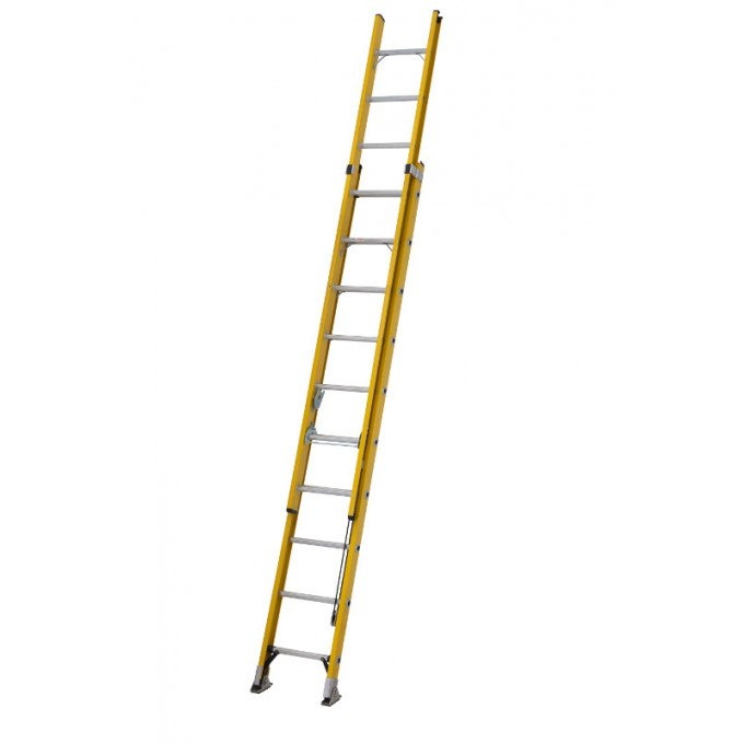 Youngman-S200-Extension-Ladder-Extended