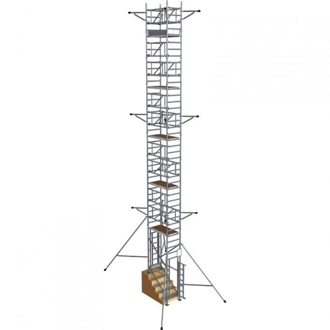 Youngman BoSS StairMAX 700 Guardrail - 11 m Platform Height