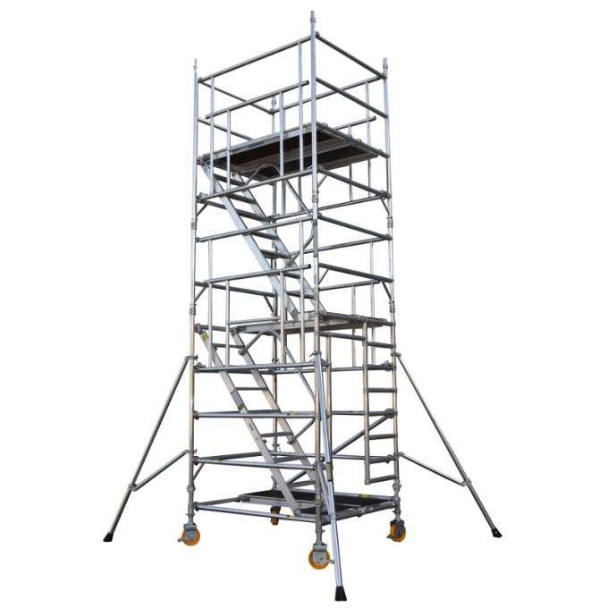 BoSS Evolution Stairway Tower with BoSS Multiguard