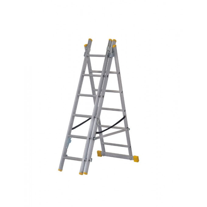 Werner-X4-Combination-Step-Ladder