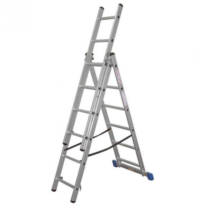 Lyte Trade Combination Ladder - 3 x 8 rungs