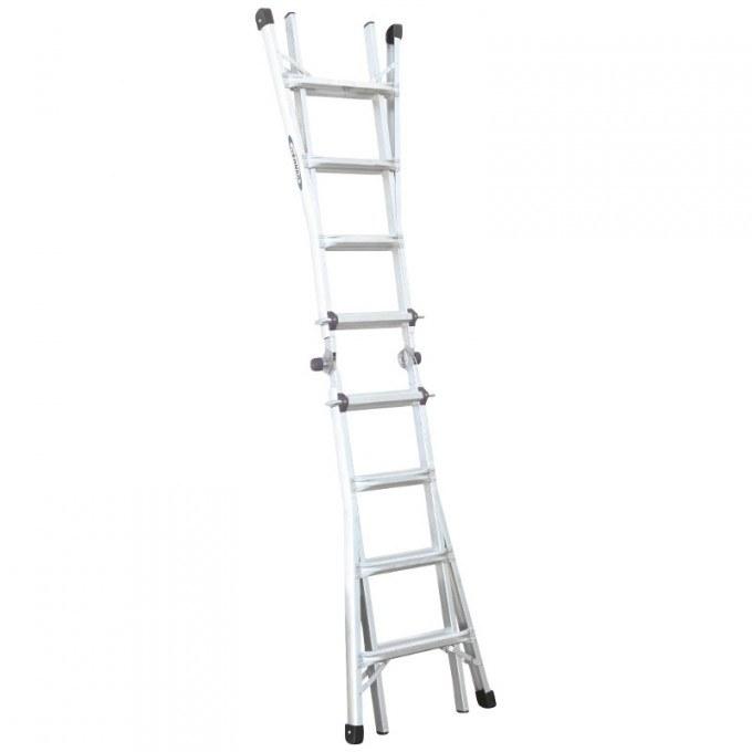 Werner Telecsopic Combination Ladder Extended