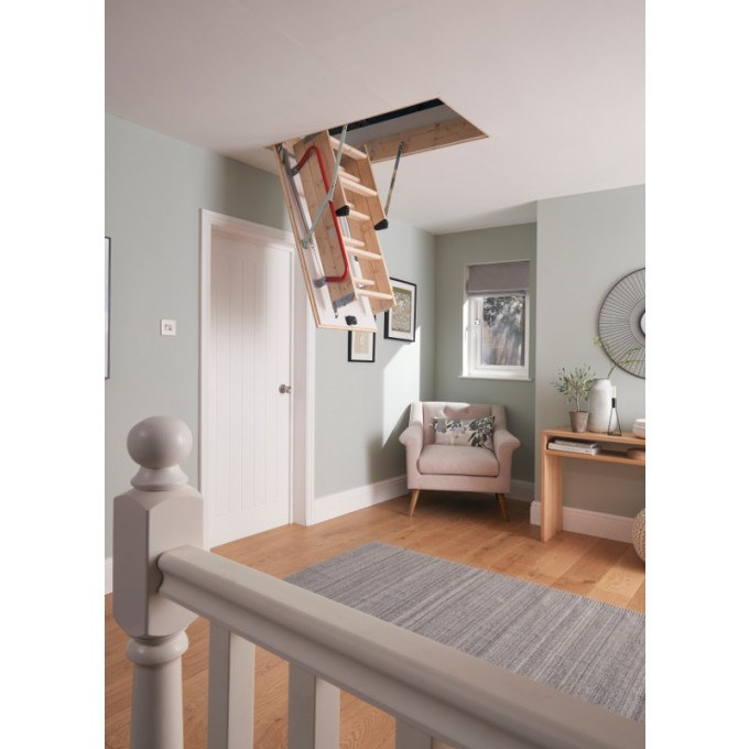 Hideaway Loft ladder