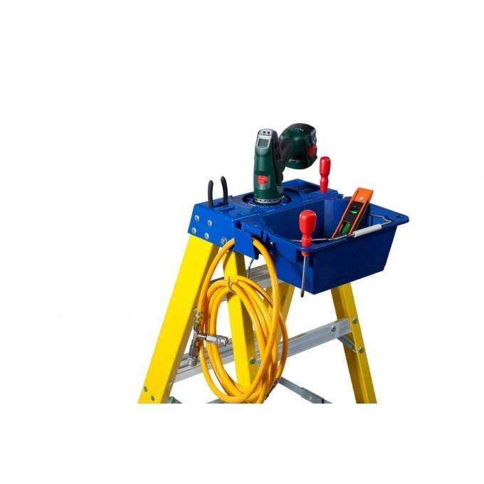 Utility Bucket Lock In Accessory for Werner Ladders