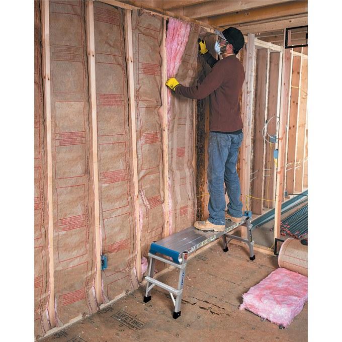 Werner Pro Work Platform Decorating
