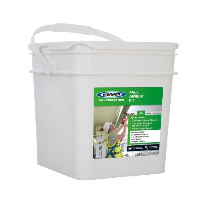 Fall Arrest Kit Storage Bucket