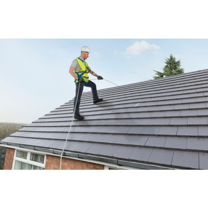 Professional Roof Workers Safety Fall Arrest Kit