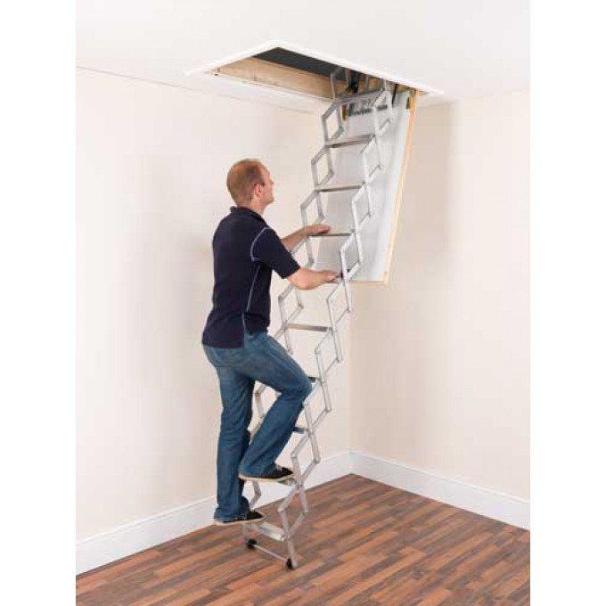 alu-fix-concertina-loft-ladder-climbing