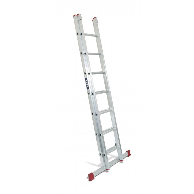 Lyte EN131 Non-Professional 2 Section Extension Ladder - 2 x 15 rungs