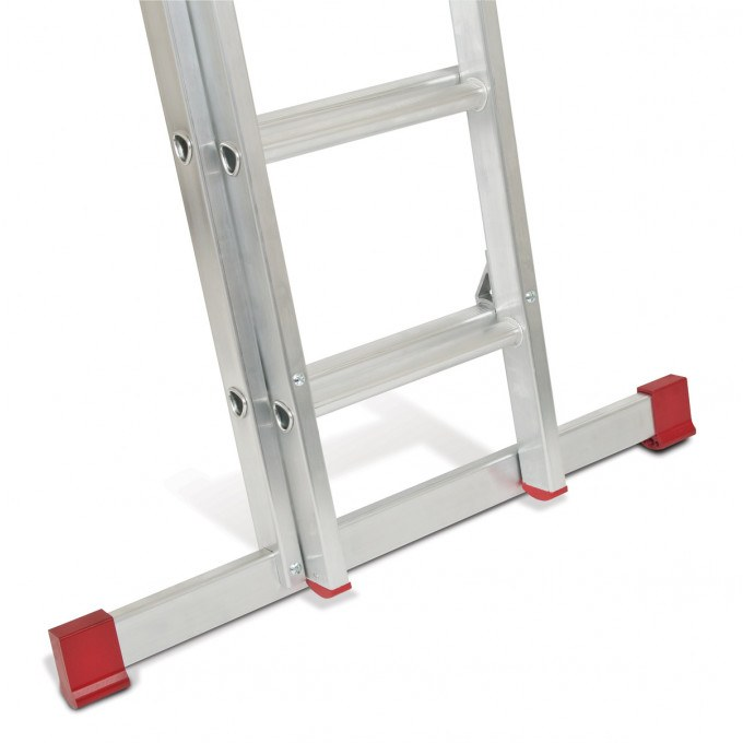 Lyte EN131 Non-Professional 2 Section Extension Ladder - 2 x 13 rungs