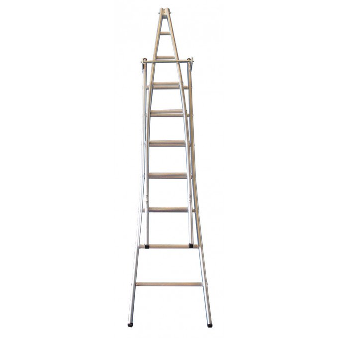 Aluminium 2 Section Window Cleaner Ladders