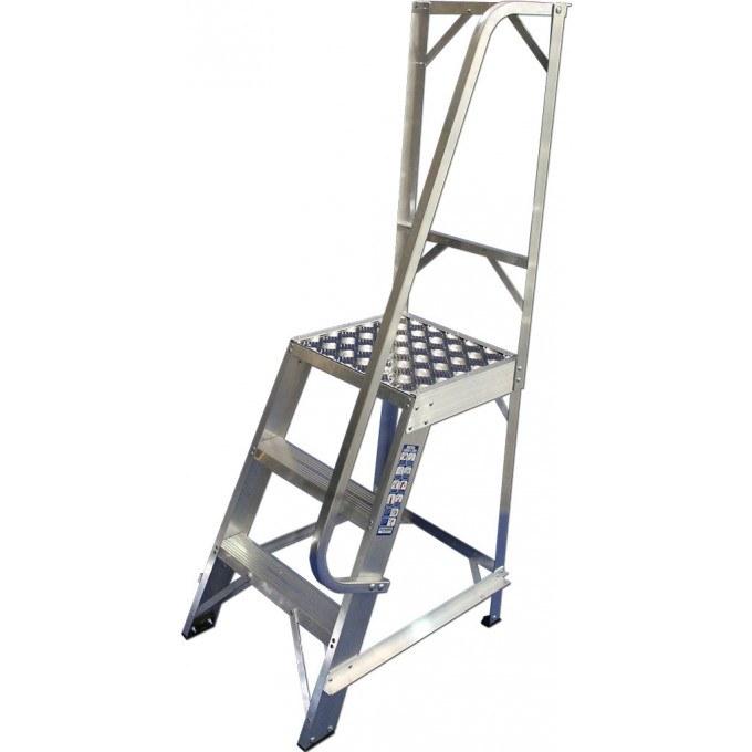 Fixed Single Sided Machine Steps