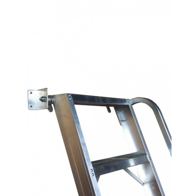 Aluminium Shelf Ladder Rail