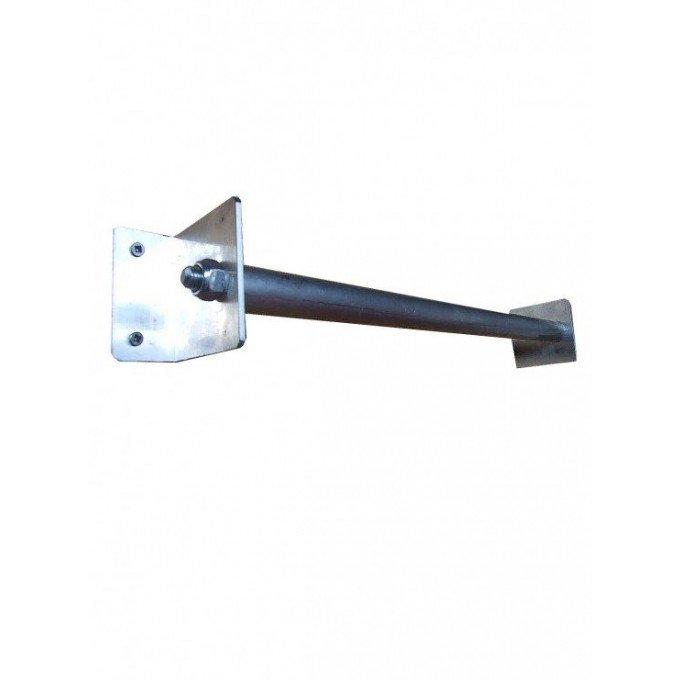 Aluminium Shelf Ladders Rail