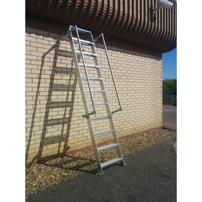 ReadyMade Companionway Ladder